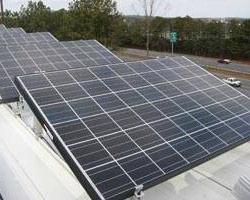 Solar power pannels