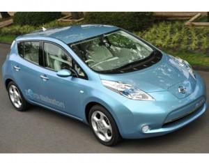 NissanLeaf ElectricCar
