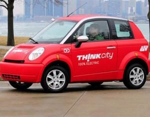 ThinkCity -Electric Car