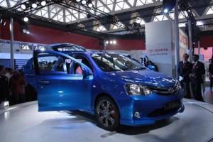 Toyota Etios - Small Hybride Car