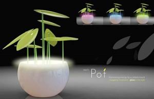 kinetic energy harvester
