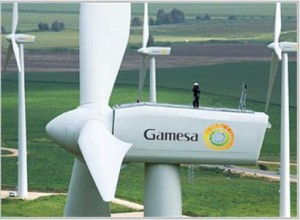 Wind power Green energy for Brazil