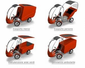 Mulo-solar- electric- vehicle