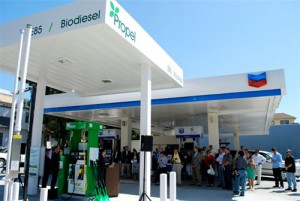 Propel biofuel station in Oackland-CA