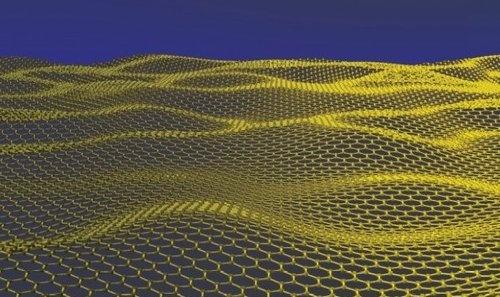 wavy graphene
