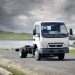Mitsubishi Fuso Electric Truck