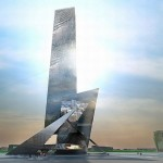 Taichung Echo Wind Tower Will Be Powered by the Wind