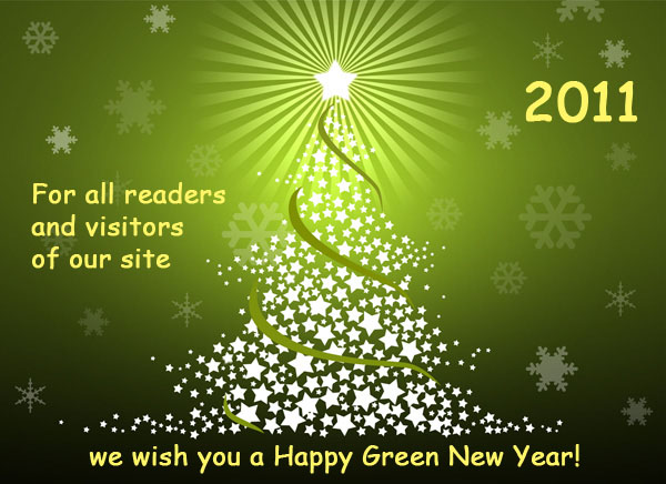 HappyGreenNewYear2011