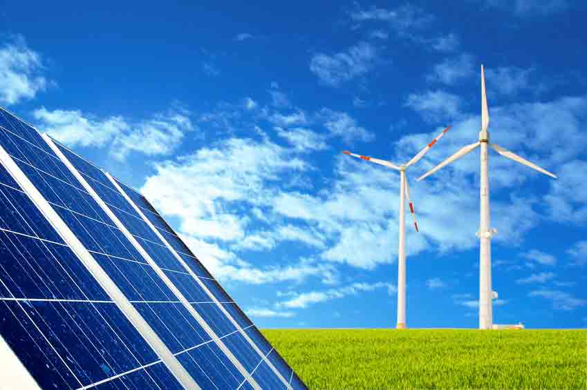 renewable energy resources. The Future Renewable Energy