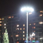 Kazan LED street lighting