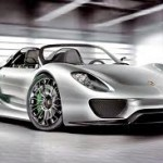 The Hybrid Vehicle- Porsche 918 Spyder Will be Delivered from November 2013
