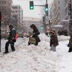 Climate Change Makes Major Snowstorms More Likely