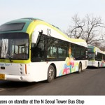 Electric Buses a New Attraction in Seoul City