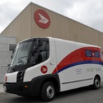 Canada Post Adds First All-Electric Truck to Its Fleet