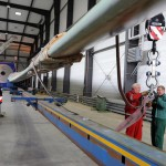 Extreme testing for rotor blades