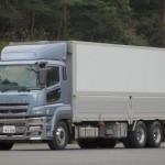 Fuso develops hybrid truck