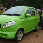 The Kiira electric vehicle from Uganda
