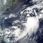 Tropical Cyclones Are Intensified by Air Pollution