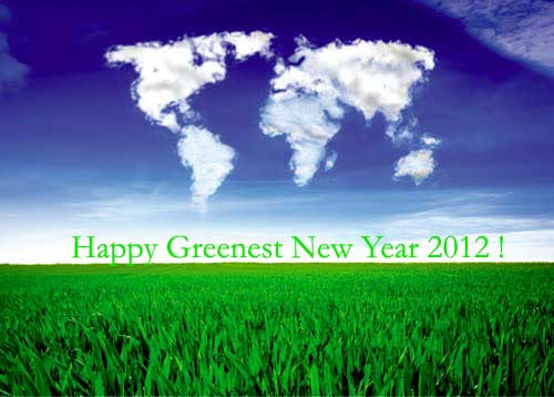 Happy New Year  2012- The Info Green Global