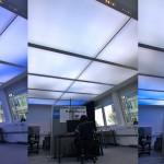 Sky light in the office