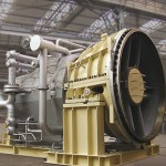 Steam turbine generator for a waste-to-energy plant in UK