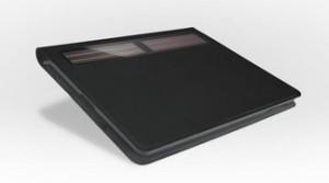 Logitech Solar Keyboard Folio for third-Generation Apple iPad