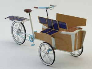 Sun-Bike-green-cargo-bike-solar-panels