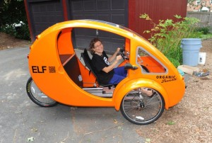 ELF- hybrid vehicle