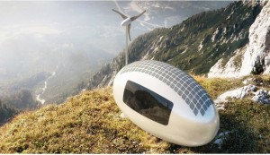 Ecocapsule - off-grid
