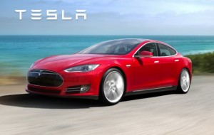 Tesla - electric cars