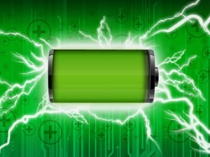High-capacity-battery